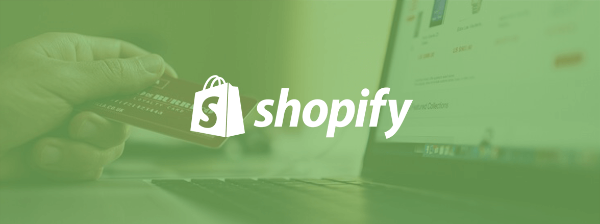 Shopify banner image